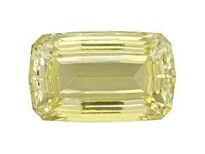 Yellow Apatite 17.6x10.8mm Rectangular Cushion Step Cut 23.61ct