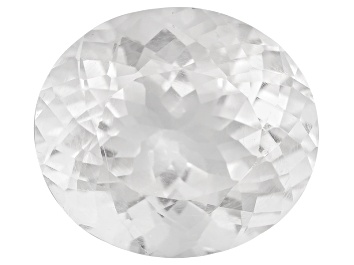 Picture of Pollucite 15x13.5mm Oval 10.77ct