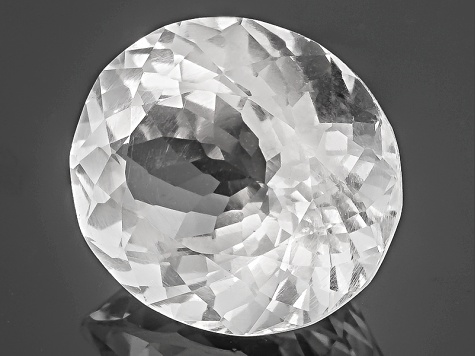 Pollucite 15x13.5mm Oval 10.77ct