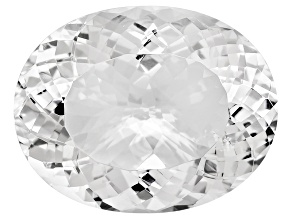 Pollucite 19.60x15.39mm Oval 17.08ct