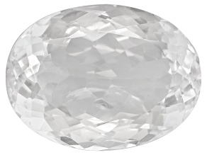 Pollucite 24.5x18.5mm Oval 33.68ct