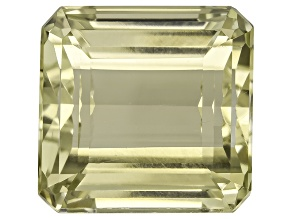 Spodumene 16.14x15.67mm Emerald Cut 24.51ct
