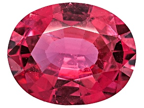 Pink Spinel 6.44x5.19mm Oval Mixed Step .66ct