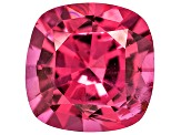 Pink Spinel 5.5x5.48mm Square Cushion Mixed Step .75ct