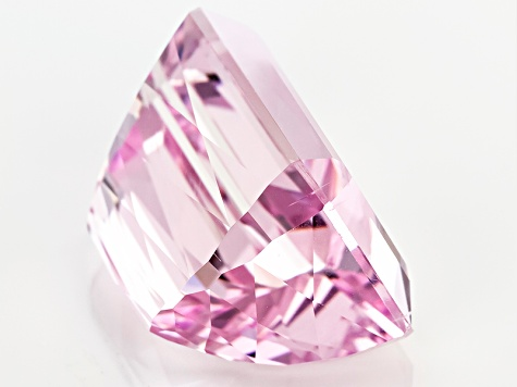 Kunzite 29.63x16.07mm Modified Pentagon Radian Cut 50.10ct