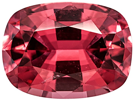 Red Spinel 7.34x5.51x3.86mm Rectangular Cushion Mixed Step 1.26ct