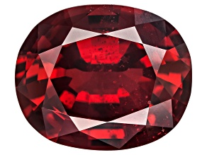 Red Spinel 10.36x8.57mm Oval 3.04ct