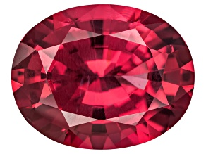 Red Spinel 10x8mm Oval 2.46ct