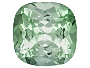 Mint Green Tourmaline 8.83x8.79mm Square Cushion 3.05ct