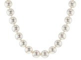 14k yg 15-16.5mm white cultured south sea pearl 19