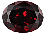 9.05ct Oval Ant Hill Garnet 14x10mm from Navajo reservation, Arizona. Cut in USA