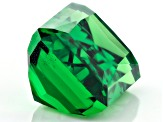 Tsavorite Cambell Bridges Collection 10.85x7.75x5.97mm rectangular octagonal 5.44ct