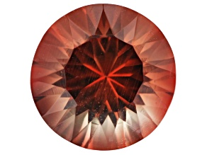 Oregon Sunstone 7mm round 1.13ct
