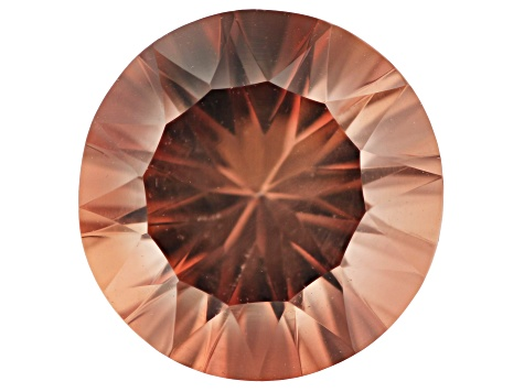 Oregon Sunstone 8mm round 1.58ct