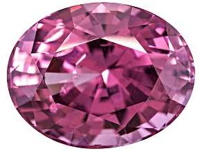 Purple Spinel 9.51x7.44x5.75mm Oval Mixed Step 2.94ct