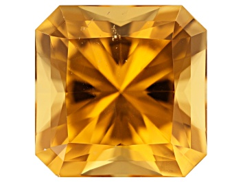 Picture of Golden Beryl 17.64ct 16.28x16.27mm Square Octagonal Radiant Cut