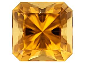 Golden Beryl 17.64ct 16.28x16.27mm Square Octagonal Radiant Cut