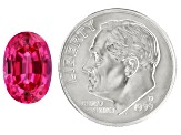 Mahenge Pink Spinel 10.99x7.49x5.30mm Oval 3.45ct