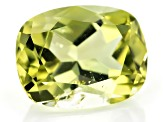Green Tourmaline Untreated 10.73x8.37mm Rectangular Cushion 3.75ct