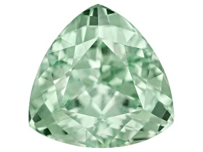 Green Tourmaline Untreated 8.52x8.5mm Trillion 2.42ct