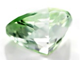 Bi-Color Tourmaline Untreated 10.31x10.26mm Trillion Mixed Step 3.99ct