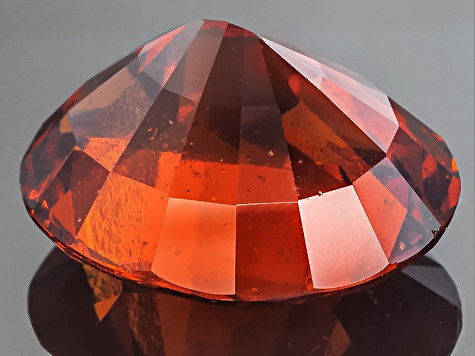 Garnet Spessartite 12.36x10.64mm Oval 6.99ct