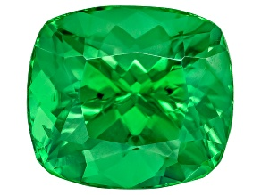 Garnet Tsavorite 8.5x7.5mm Rectangular Cushion 2.76ct