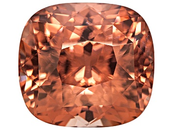 Picture of Pink Zircon 15.25x13.9mm Rectangular Cushion 21.52ct