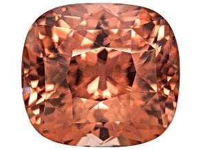 Pink Zircon 15.25x13.9mm Rectangular Cushion 21.52ct