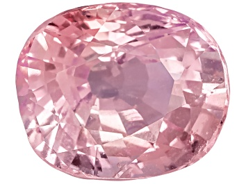 Picture of Padparadscha Sapphire 7.35x6.13x4.66mm Square Cushion Mixed Step Cut 2.02ct