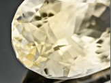 Yellow Sapphire Untreated 10.33x7.2x5.39mm Oval 3.56ct