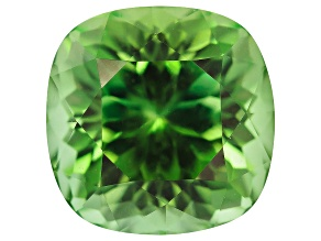 Tourmaline 7.59x7.53mm Square Cushion 2.21ct
