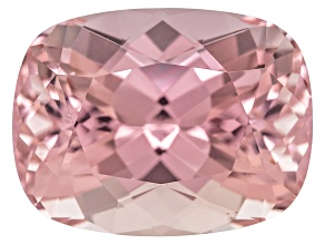 Peach Tourmaline 11.01x8.44mm Rectangular Cushion 4.12ct