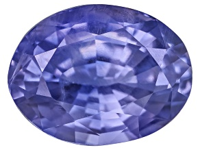 Sapphire Untreated 8.44x6.49mm Oval Mixed Step 2.53ct
