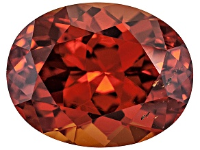 Garnet 8.17x6.36mm Oval 2.09ct