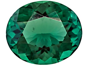 English Untreated Green Fluorite 20.90ct 18.41x15.62mm Oval