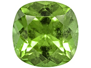 Idocrase 7.71cx7.69mm Square Cushion 2.08ct