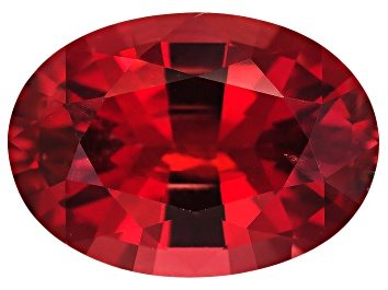 Picture of Red Spinel 9.32x6.67mm Oval Mixed Step Matched Pair 1.19ctw