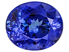 Tanzanite 18.48x15.59mm Oval 20.96ct