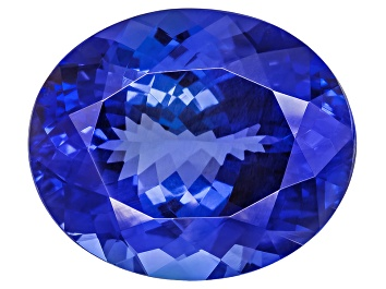 Picture of Tanzanite 19.34x16.03mm Oval 19.88ct