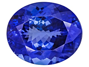 Tanzanite 19.34x16.03mm Oval 19.88ct