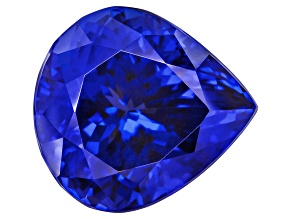 Tanzanite 19.55x17.95mm Pear Shape 30.21ct