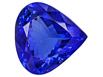 Picture of Tanzanite 19.72x19.58mm Pear Shape 27.26ct