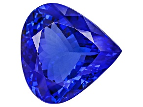 Tanzanite 19.72x19.58mm Pear Shape 27.26ct