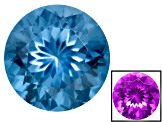Zandrite Color Change 8mm Round 1.75ct