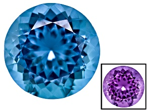 Zandrite Color Change 9mm Round 2.50ct