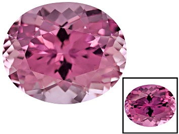 Picture of Cranberry Zandrite Color Change 12x10mm Oval 5.75ct