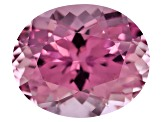 Cranberry Zandrite Color Change 12x10mm Oval 5.75ct