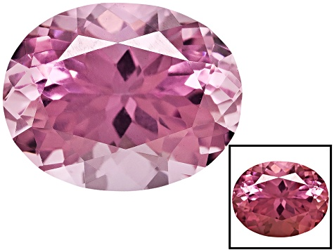 Cranberry Zandrite Color Change 10x8mm Oval 3.00ct
