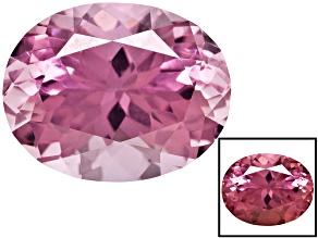 Cranberry Zandrite Color Change 10x8mm Oval 3.00ct
